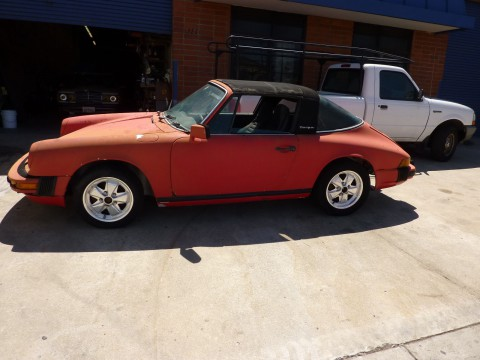 1977 Porsche 911 S Targa for sale