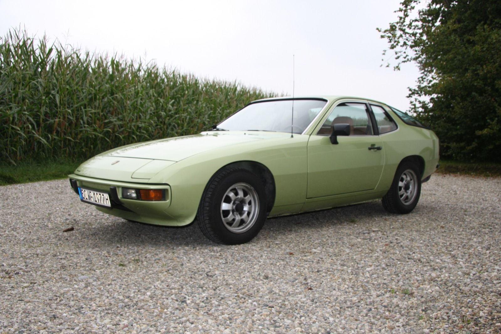 1977 Porsche 924 For Sale