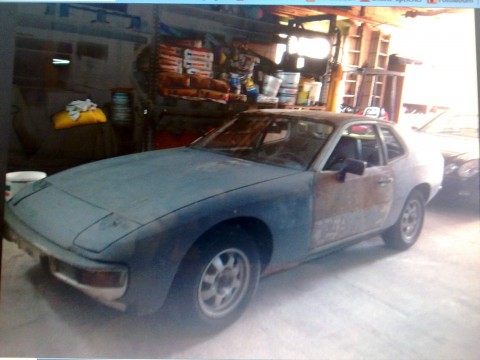 1977 Porsche 924 Rat Look for sale