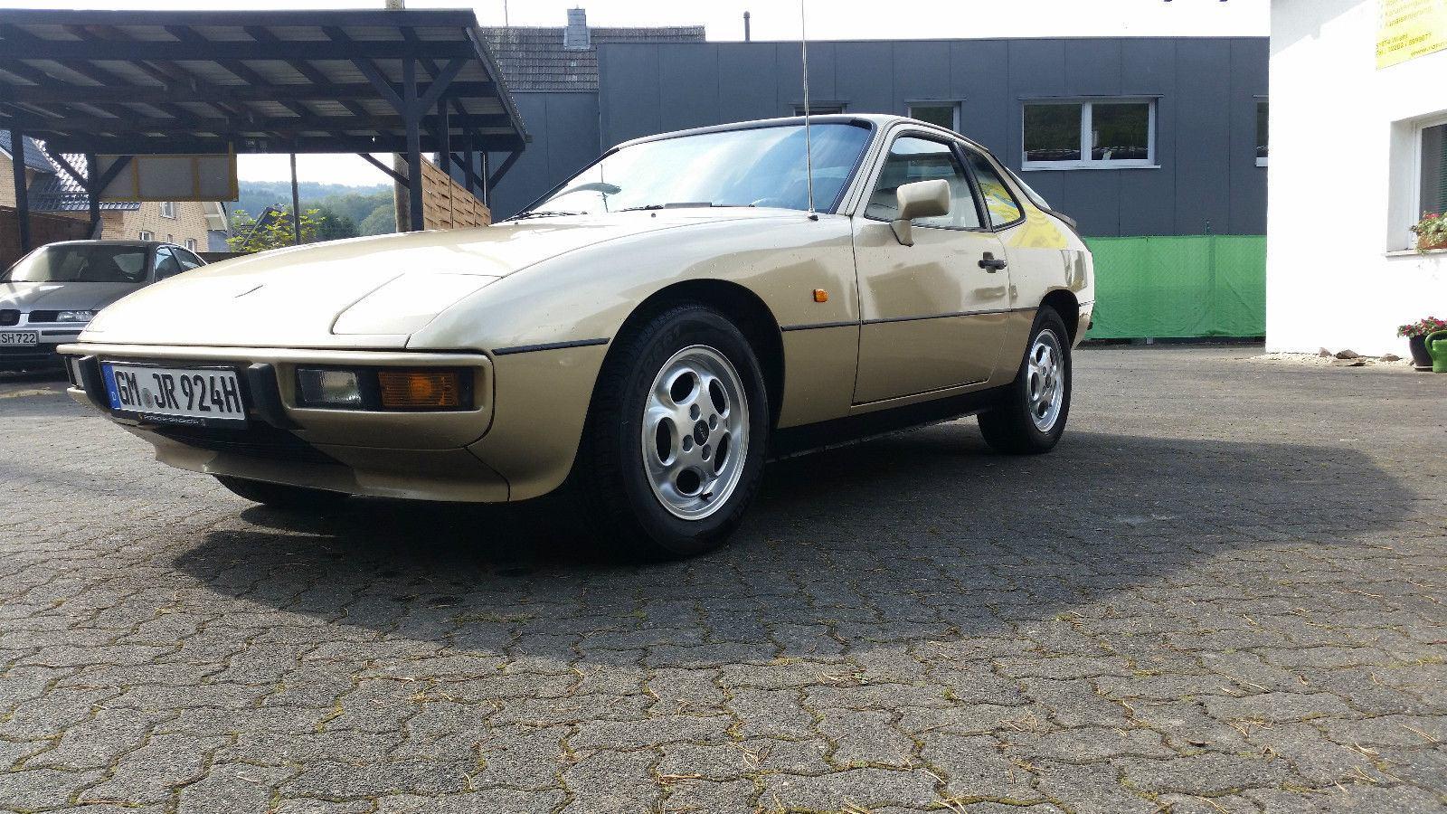 1983 Porsche 924 For Sale
