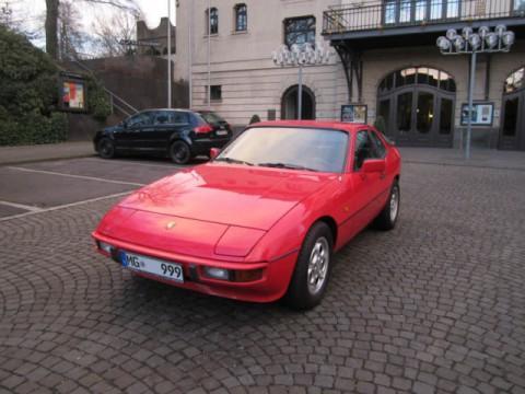 1986 Porsche 924 S for sale