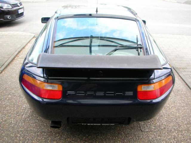 1986 Porsche 928 S4 For Sale