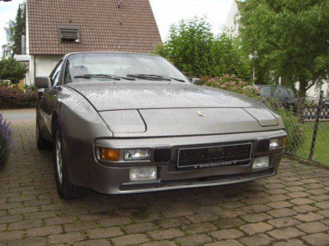 1988 Porsche 944 Targa for sale