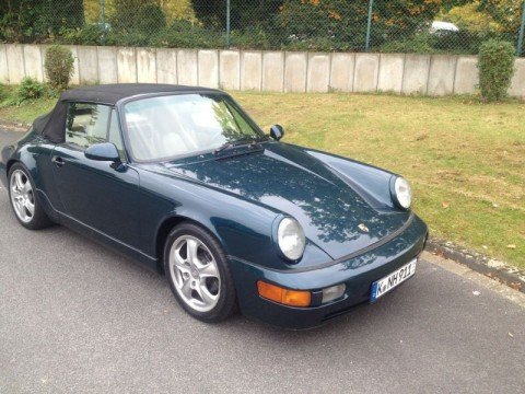 1991 Porsche 911 (964) Cabriolet for sale