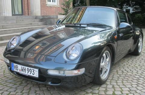 1995 Porsche 911 (993) Carrera 4 for sale