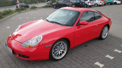 1999 Porsche 911 (996) Carrera 4 for sale