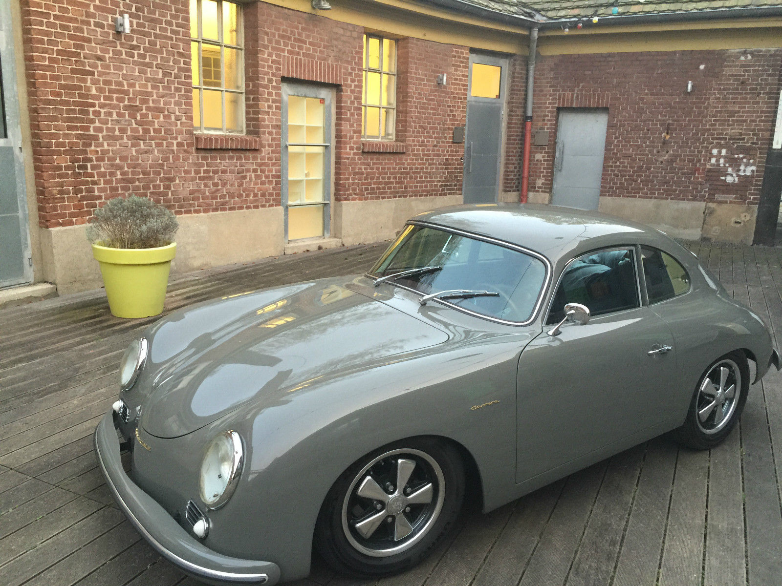 1956 Porsche 356 A Coup 233 Carrera For Sale