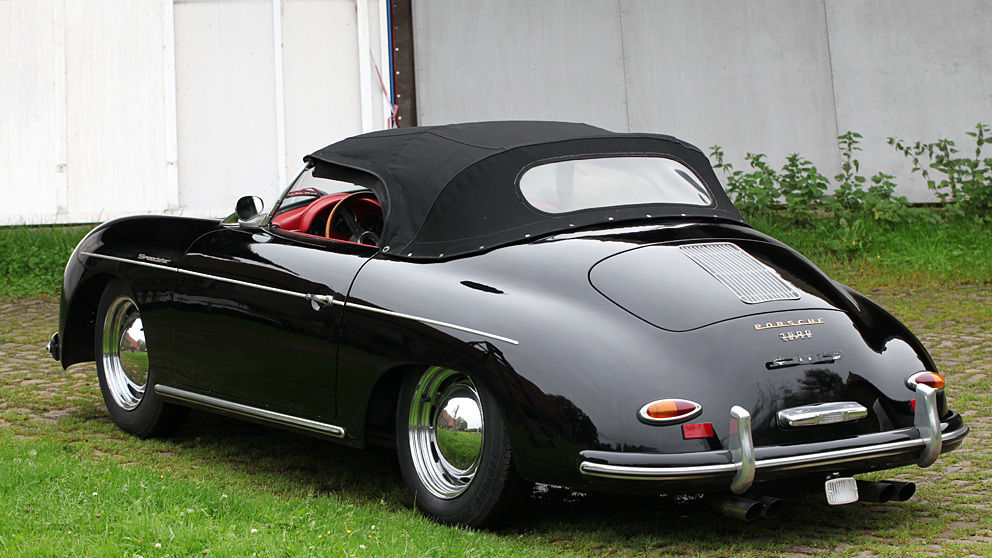 1967 Porsche Speedster For Sale