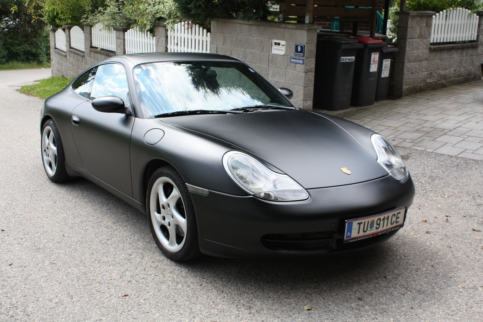 2000 Porsche 911 Carrera 4 996 For Sale