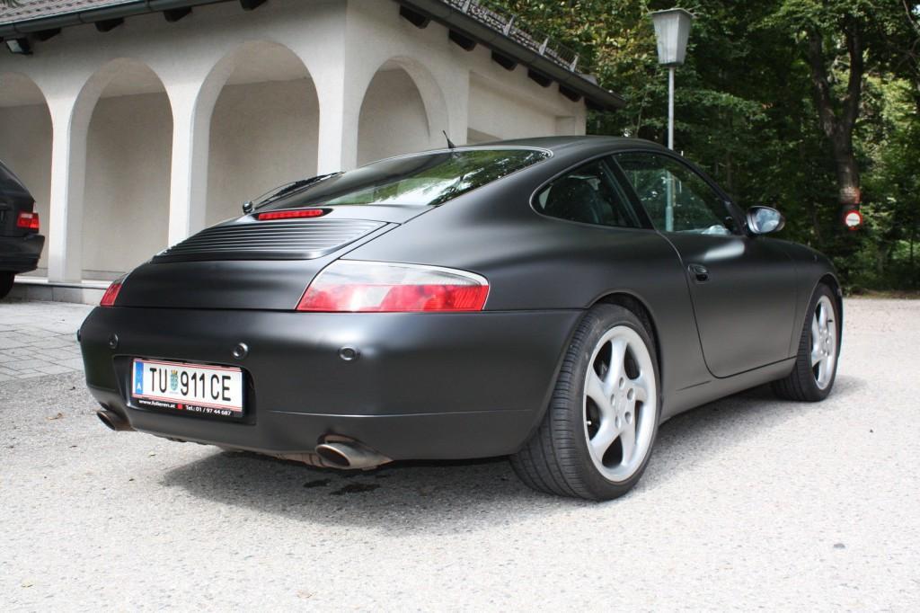 2000 Porsche 911 Carrera 4 (996)