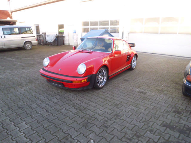 1977 Porsche 911 Turbo 930 SC