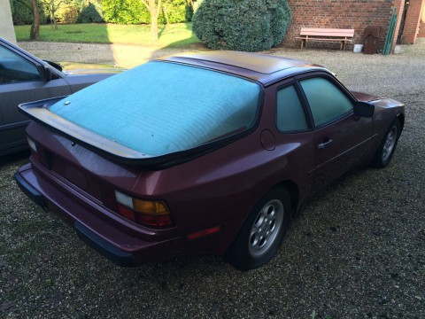 1984 Porsche 944 Targa Serie I for sale