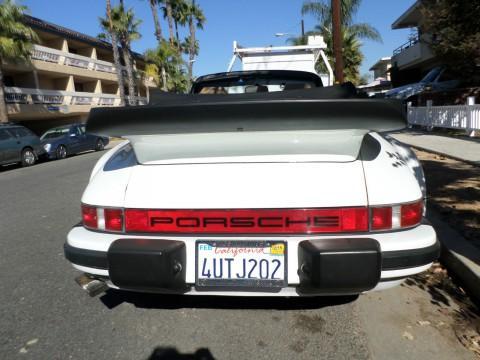 1985 Porsche 911 930 Cabrio for sale