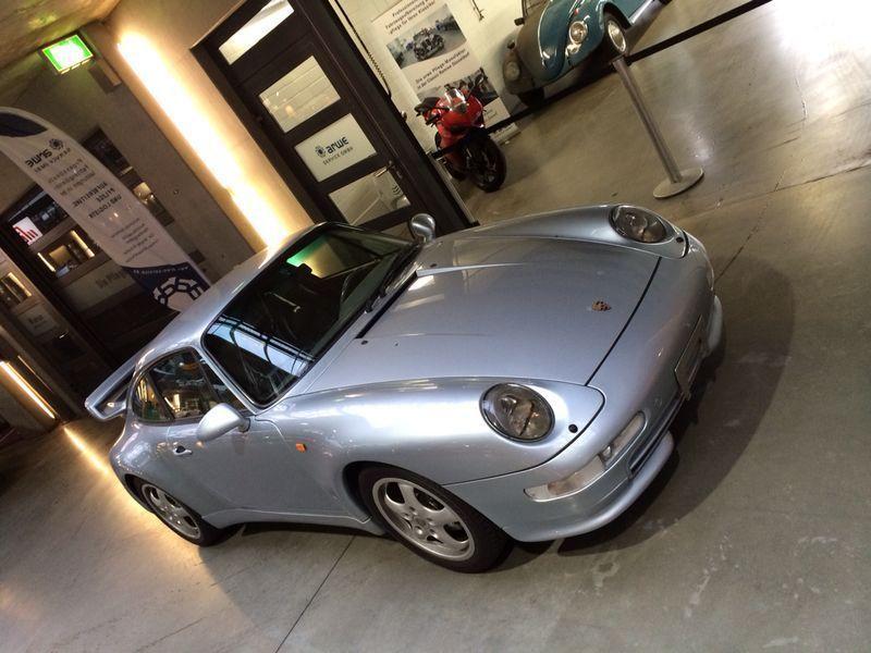 1996 Porsche 993 Carrera tiptronic