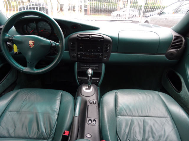 1999 Porsche 996 Carrera 4