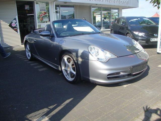 2006 Porsche 911 Carrera Cabriolet Tiptronic S