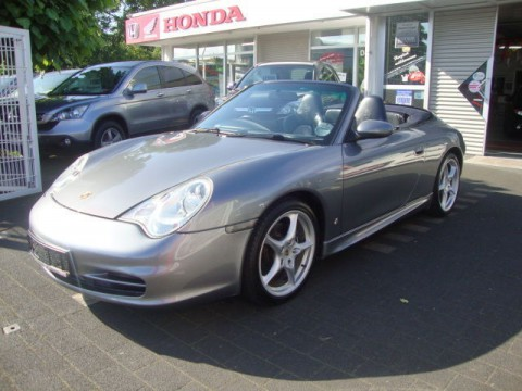 2006 Porsche 911 Carrera Cabriolet Tiptronic S for sale