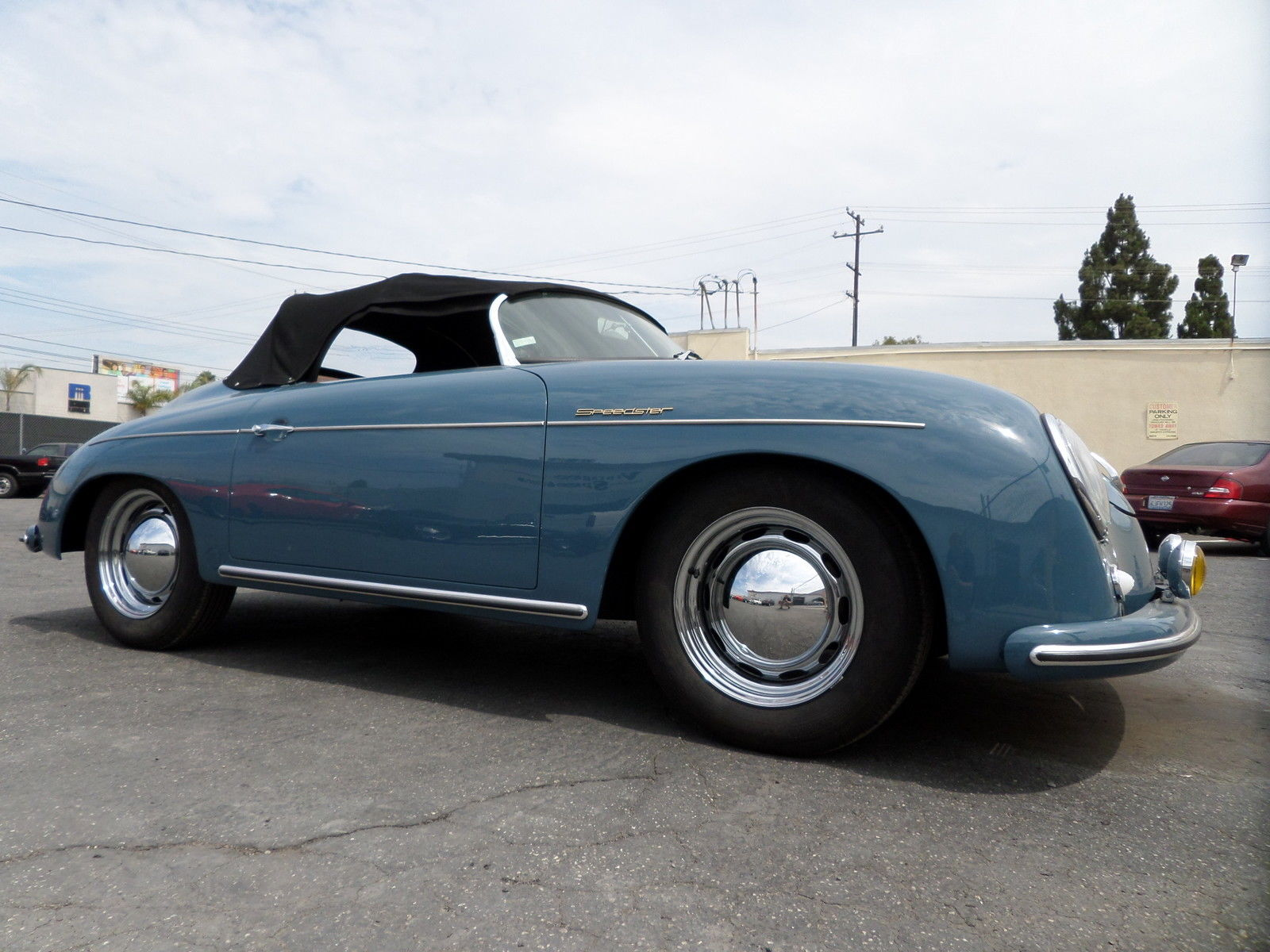 1960 Porsche Speedster For Sale