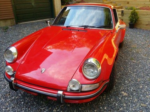 1972 Porsche 911 911E-ST for sale
