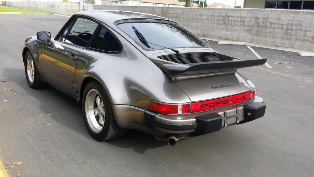 1977 Porsche 930 Turbo 911 For Sale