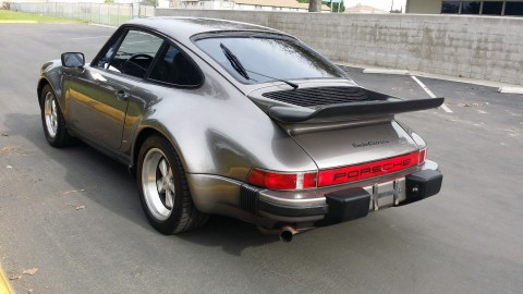 1977 Porsche 930 Turbo – 911 for sale