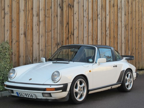 1985 Porsche 911 3.2 Carrera Targa for sale