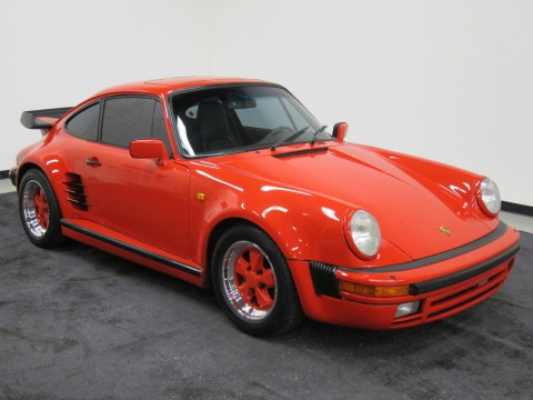 1986 Porsche 911 (930) Turbo for sale