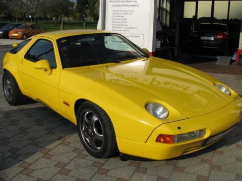 1986 Porsche 928 S4 GTS for sale