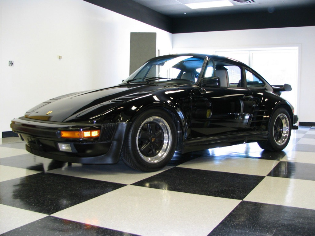 1987 Porsche 911 930 Turbo Slantnose For Sale