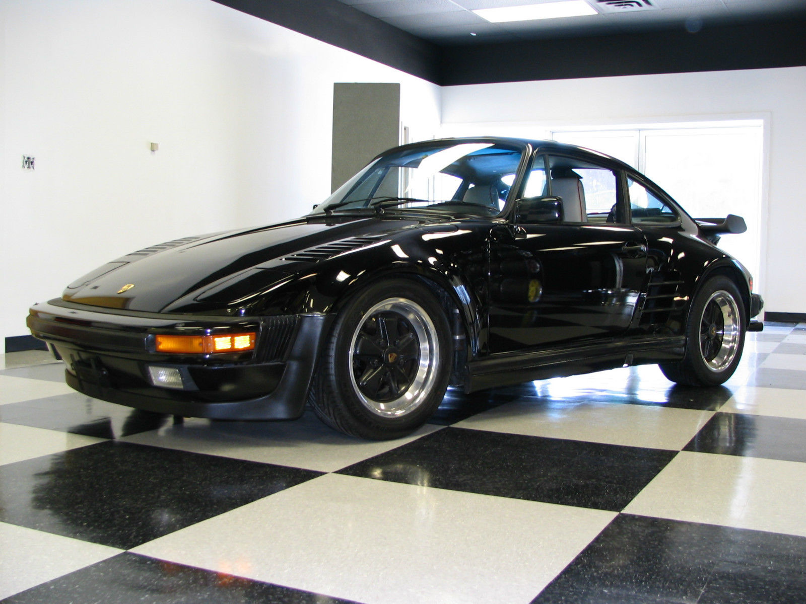 1987 Porsche 911 930 Turbo Slantnose For Sale