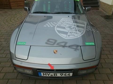 1990 Porsche 944 S2 for sale