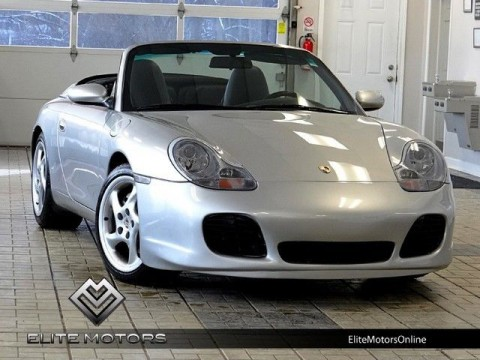 1999 Porsche 911 Carrera 4 Cabriolet for sale