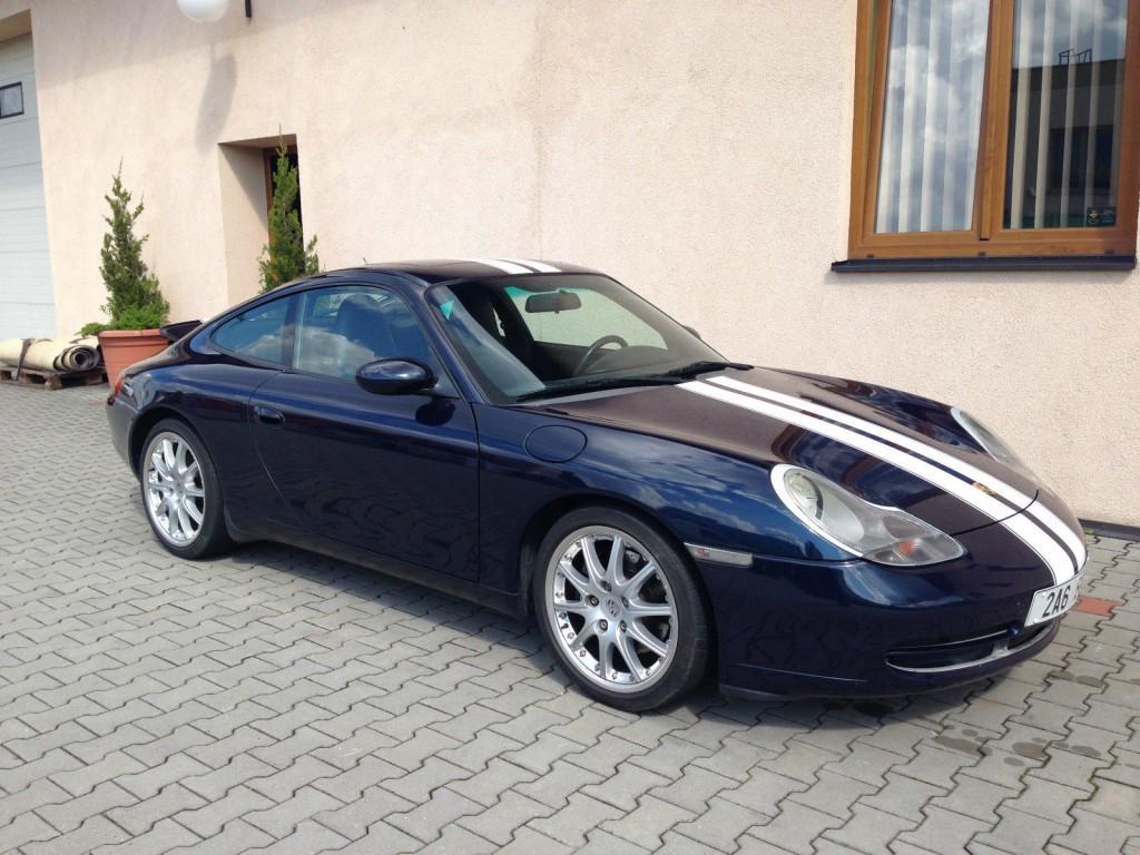 2000 Porsche 911 (996)