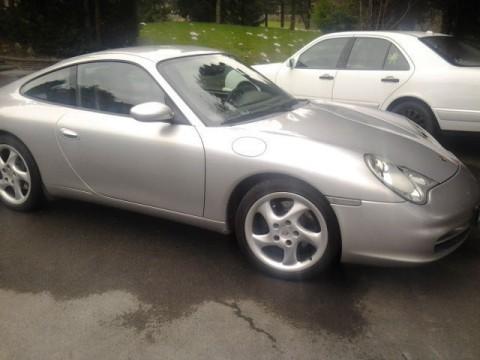 2002 Porsche 911 996 for sale