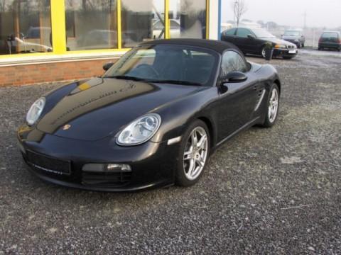 2005 Porsche Boxster Cabrio for sale