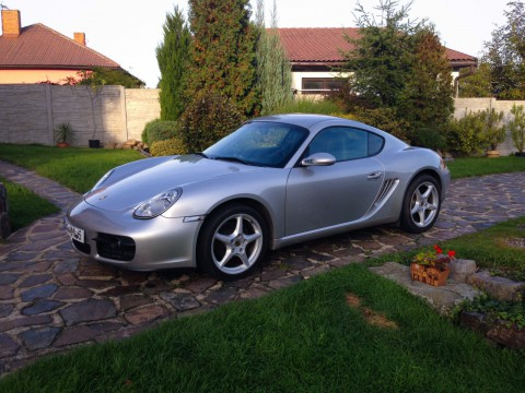 2006 Porsche Cayman Sport Edition 2.7 for sale