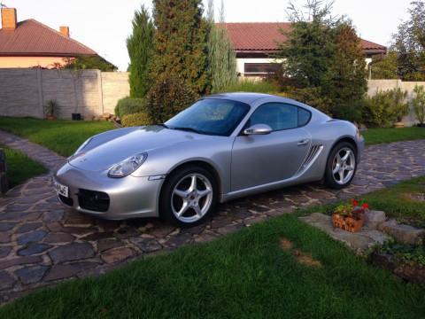 2006 Porsche Cayman Sport Edition 2.7 for sale