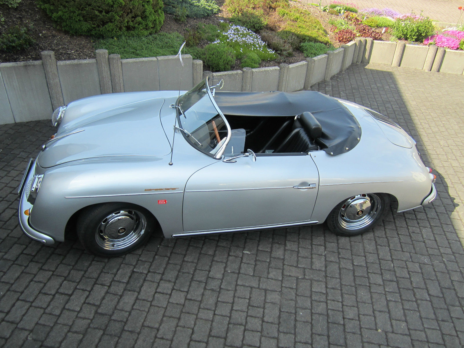 Porsche 356 Speedster Apal Replica Oldtimer For Sale
