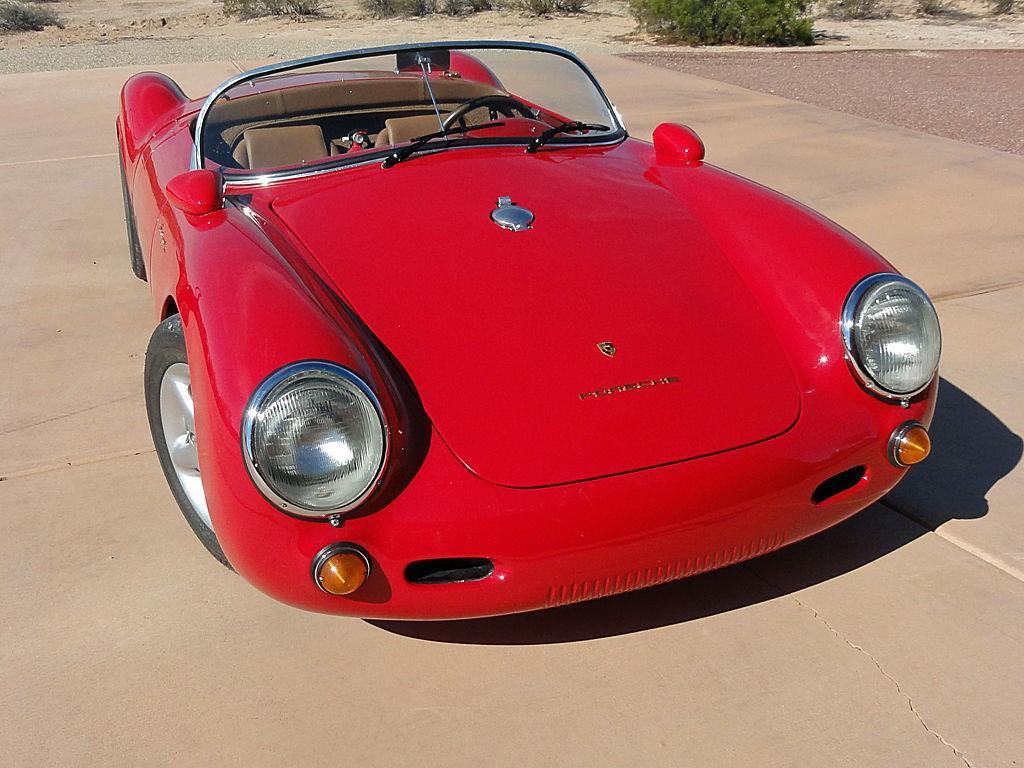 1955 Porsche 550 Spyder Replica Kit For Sale