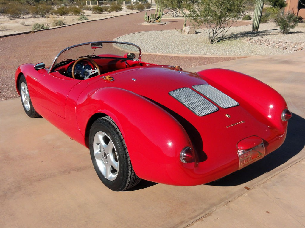 1955 Porsche 550 Spyder Replica Kit For Sale