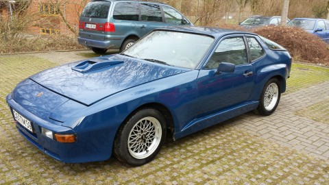 1977 Porsche 924 Carrera GT for sale