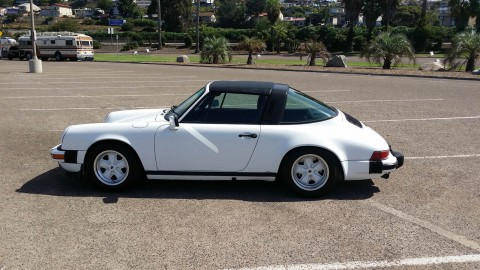 1986 Porsche 911 3.2 Carrera for sale
