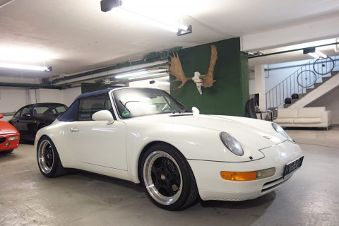 1996 Porsche 911 993 Cabrio Carrera 2 for sale
