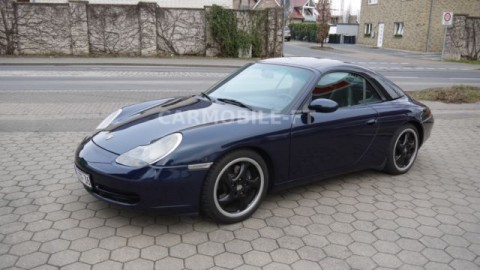 1999 Porsche 911 Carrera Cabrio for sale
