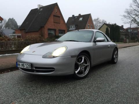 1999 Porsche 911 Carrera Cabrio for sale