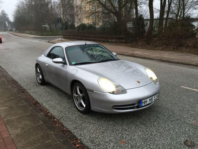 1999 Porsche 911 Carrera Cabrio