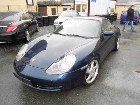 2000 Porsche 911 Carrera 4 for sale