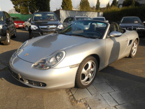 2002 Porsche Boxster S Hardtop for sale