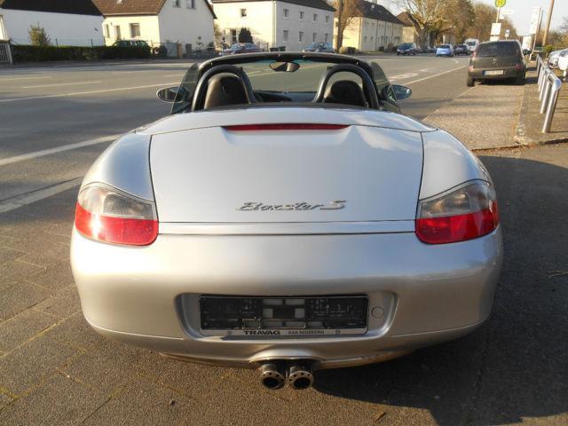 2002 Porsche Boxster S Hardtop