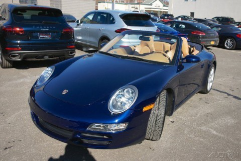 2005 Porsche 911 Carrera Cabriolet Cab 6-speed Manual for sale